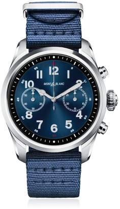 Montblanc Summit 2 Steel & Nylon Smart Watch