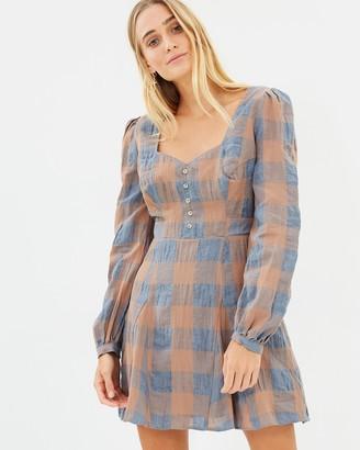Frankie Long Sleeve Dress