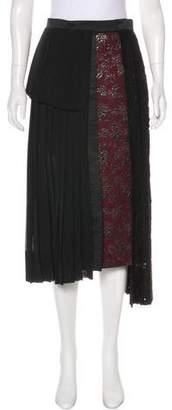 Antonio Marras Pleated Midi Skirt w/ Tags