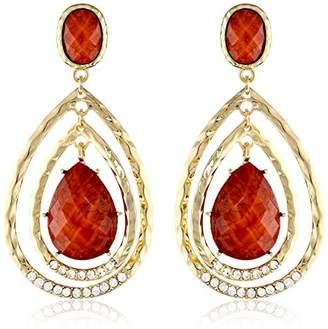 "Amrita Singh Hamptons"" Catriona Drop Earrings"
