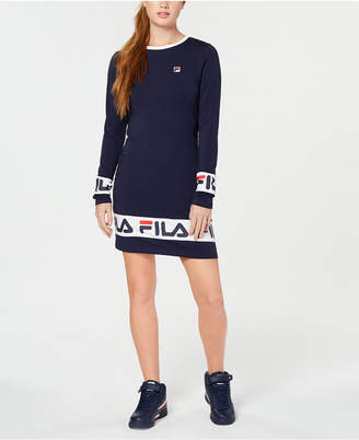 Fila Logo Bodycon Dress