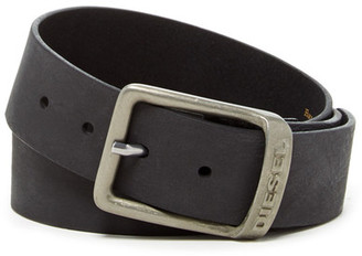 Diesel Banny&s Genuine Leather Belt $68 thestylecure.com