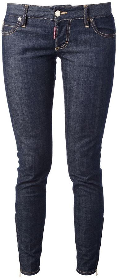 DSquared DSQUARED2 skinny jean