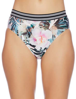 Next Alignment Banded Retro Mid-Rise Panty