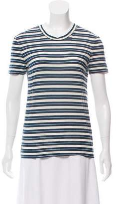 Prada Sport Short Sleeve Crew Neck T-Shirt