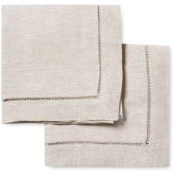 Linen Euro Shams- Set of 2