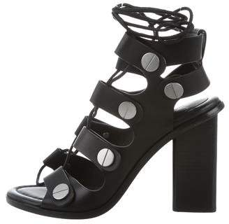 Alexander Wang Ilse Cage Sandals w/ Tags