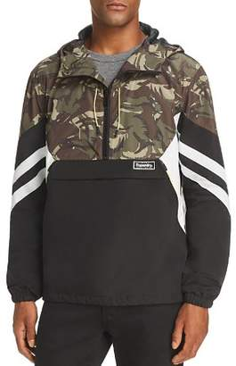 Superdry Jared Color-Block Pullover Hooded Jacket