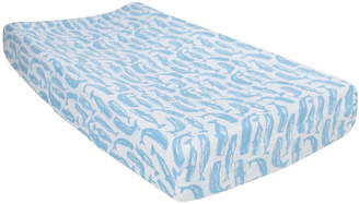 Bebe Au Lait Muslin Changing Pad Cover