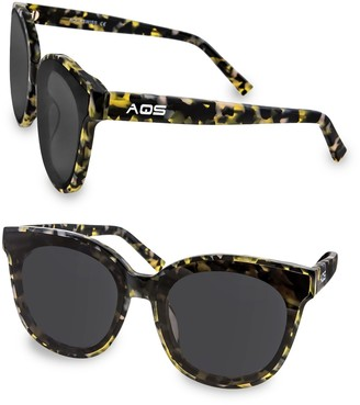 Cat Eye Aqs IRIS 65MM Sunglasses