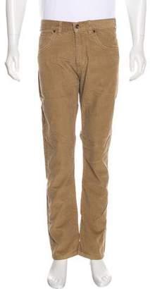 Patagonia Corduroy Straight-Leg Pants