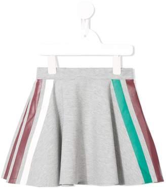Molo striped skirt