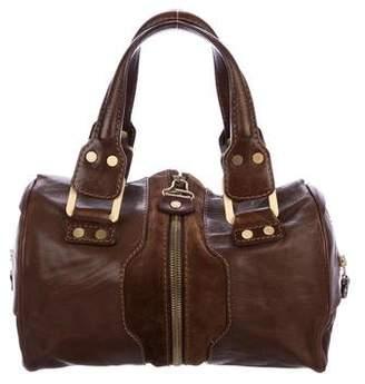 Jimmy Choo Medium Day Leather Handle Bag