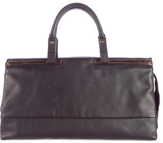 Lanvin Leather Shopping Tote $695 thestylecure.com