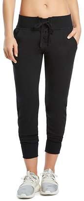 2xist Lace-Up Jogger Pants
