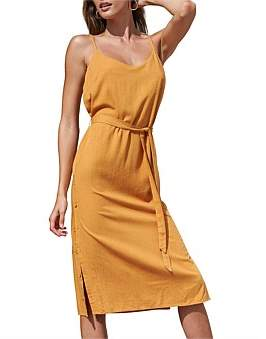 MinkPink Amrita Midi Dress