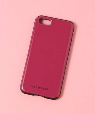 MePercent (ミィパーセント) - SミラーAWロゴiPhone8ケース