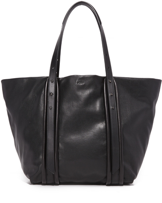 DKNY Deconstructed Large Tote $498 thestylecure.com