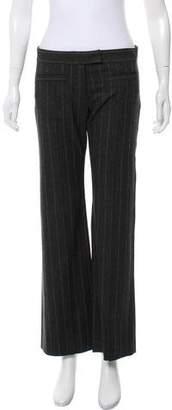 Etoile Isabel Marant Wool Wide- Leg Pants