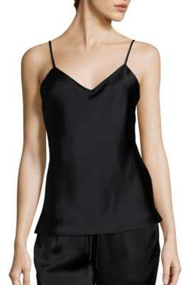 Natori Key Essentials Silk Tank Top