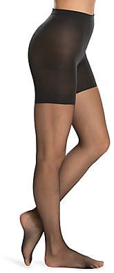 Spanx Women's Uptown Tight-End Micro-Fishnet Tights
