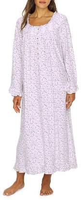 Eileen West Berry Jersey Knit Ballet Nightgown