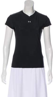 Under Armour Short Sleeve Athletic Top
