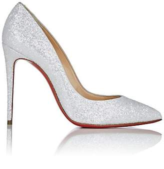 249fb853de9b Christian Louboutin Women s Pigalle Follies Glitter Pumps - White