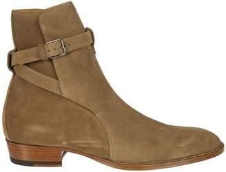 Saint Laurent Jodhpur Ankle Boots