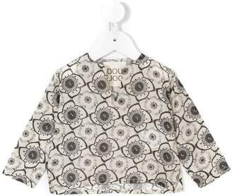 Douuod Kids floral top