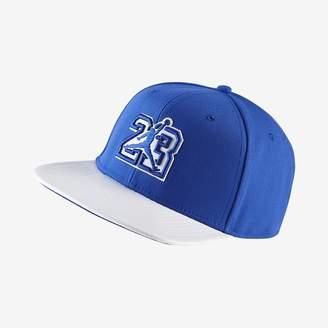 """Jordan Pro """"He Got Game"""" XIII Adjustable Hat"""