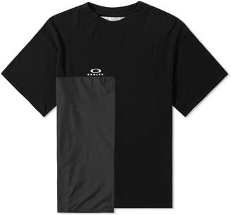 Oakley X Samuel Ross x Samuel Ross Multi Fabric Logo Tee