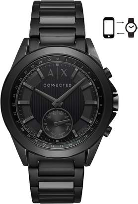 Armani Exchange Connected Bracelet Hybrid Smartwatch, 44mm