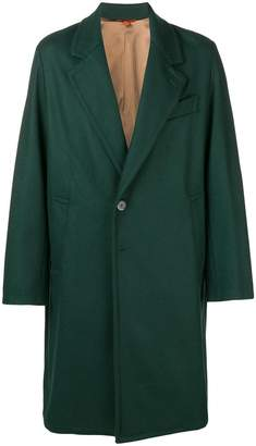 Barena boxy buttoned coat