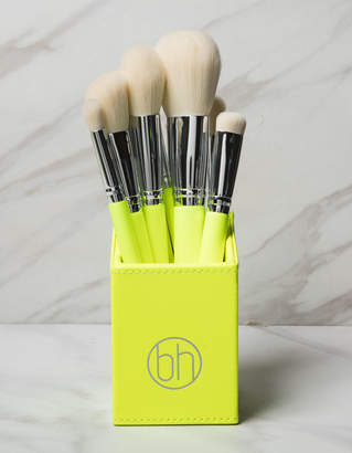 Bh Cosmetics 12 Piece Colour Festival Brushes And Brush Holder Set