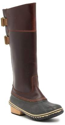 Sorel Slimpack II Waterproof Riding Boot