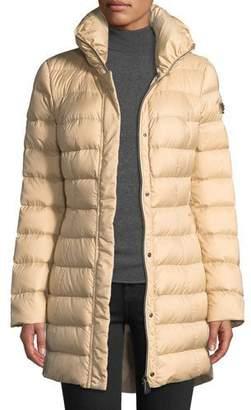Peuterey Sobchak Duvet Channel-Quilt Coat