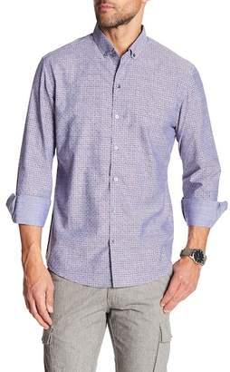 Zachary Prell Chernow Long Sleeve Trim Fit Shirt