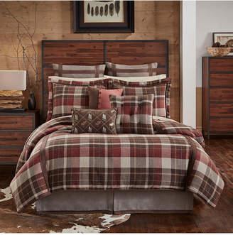 Croscill Kent 4-Pc. King Comforter Set Bedding