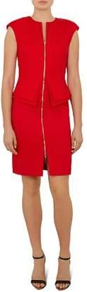 Ted Baker Kwyli Tailored Peplum Dress