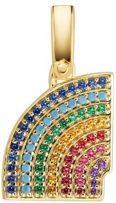 Michael Kors Rainbow Pave Charm