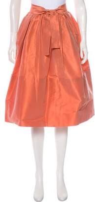 Tome Knee-Length A-Line Skirt w/ Tags