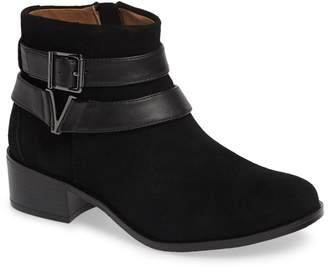 Vionic Mana Buckle Strap Bootie