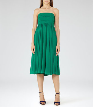 Athena Strapless Layered Dress $475 thestylecure.com