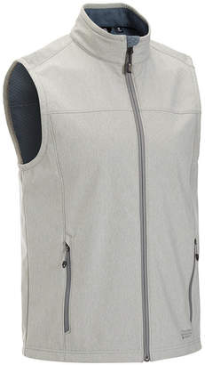 Ems Men's Rampart Soft-Shell Full-Zip Vest