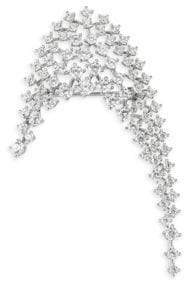 Adriana Orsini Leia Crystal Arch Brooch