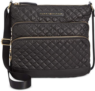 Tommy Hilfiger Alva Nylon Quilted Crossbody