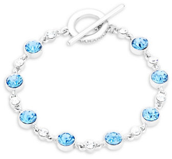 Carolee Carolee Something Blue Toggle Bracelet