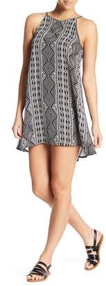 Rip Curl Black Sands Geo Print Dress