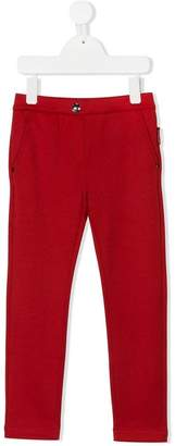 Moncler slim-fit track trousers